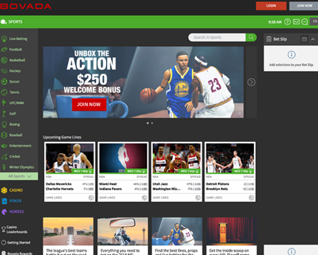 Bovada Multi-Hand Blackjack Games are Now Available at Bovada Casino