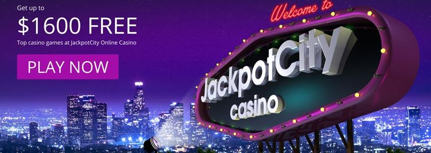 Jackpot City Online Casino Bonus