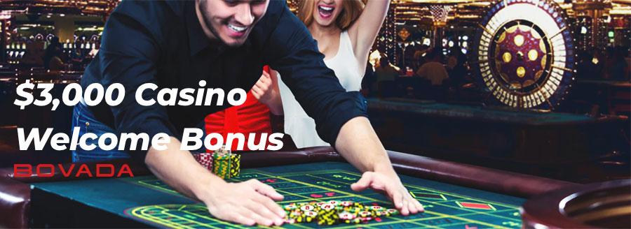 Bovada Casino Slide